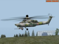Аддон-пак российских ударных вертолётов Ми-28А и Ми-28Н от Carnage