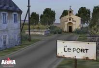 Город Ле Порт (Le Port) (фото)