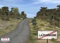 Город Ла Пессань (La Pessagne) (фото)