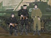 Пак российских экипажей от RHS