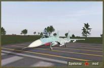 Су-27 от Spetsnaz Mod
