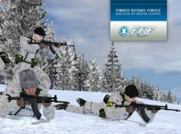 Finnish Defence Forces Mod для Operation Flashpoint