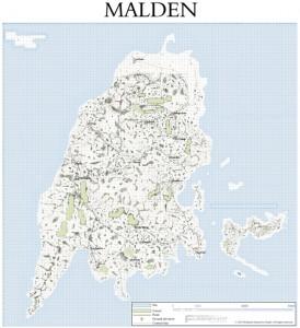 Остров Малден (Malden) (фото)