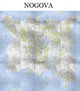 Остров Ноговия (Nogova) (фото)