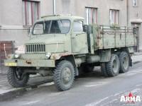 Praga V3S в Operation Flashpoint/ArmA: CWA (фото)