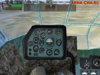 Ми 17 в Operation Flashpoint/ArmA:CWA (фото)