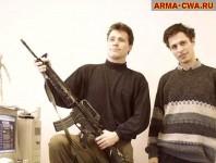 Описание игры Operation Flashpoint/ArmA: CWA (фото)