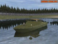 Аддон катера PBR от Farside