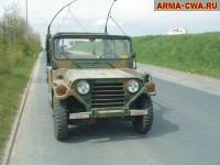 M151A2 MUTT в Operation Flashpoint/ArmA: CWA (фото)