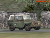 УАЗ 469Б FIA в Operation Flashpoint/ArmA: CWA (фото)