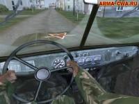 УАЗ 469 в Operation Flashpoint/ArmA: CWA (фото)