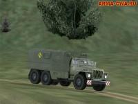 Урал 375ДМ в Operation Flashpoint/ArmA: CWA (фото)