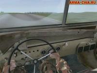 Willys Overland M38 Jeep в OFP/ArmA: CWA (фото)