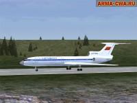 Аддон самолёта Ту-154-Б2 от SovietKoT