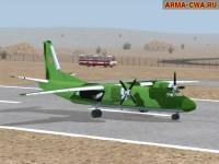 Аддон самолёта Ан-26 от Lex-OFP