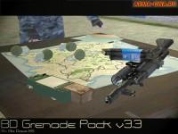 Пак гранат BD Grenade Pack v3.3