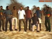 Вооружённая оппозиция острова Tonal