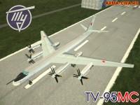 Аддон самолёта Ту-95МС от SovietKoT