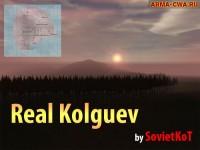 Остров Колгуев (Real Kolguev) от SovietКоТ