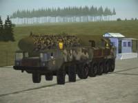 Ракетный комплекс РТ-2ПМ2 Тополь-М в OFP, ArmA