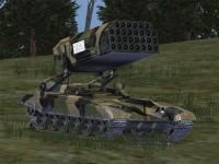 Аддон ТОС-1 Буратино для ArmA: CWA
