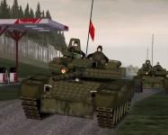 Скринарт: День танковых войск (фото)