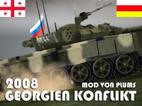 Georgien-Koflikt-Mod