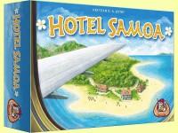 Настольная игра Отель Самоа (Hotel Samoa) (фото)