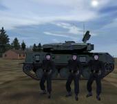Бойцы СССР (юниты стороны СССР) в OFP, ArmA: CWA (фото)