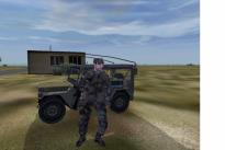 Бойцы НАТО (юниты стороны NATO) в OFP, ArmA: CWA (фото)