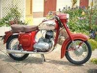 Jawa 250 (type 353) в Operation Flashpoint/ArmA: CWA (фото)